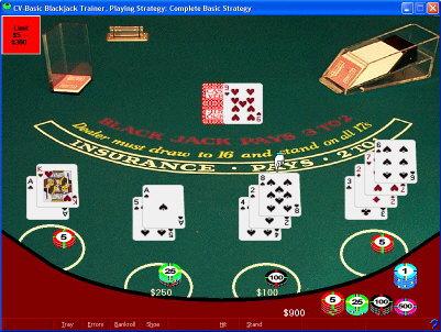 online blackjack free practice